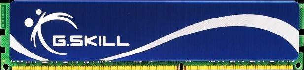 G.Skill Performance DIMM 4GB, DDR2-800, CL5-5-5-15 (F2-6400CL5S-4GBPQ)