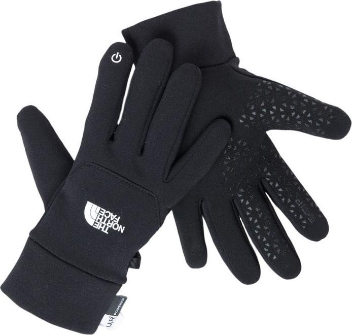 The North Face Etip Gloves black (men)