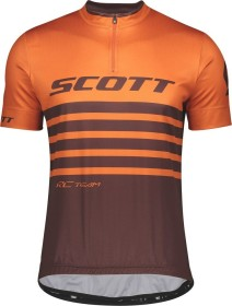Scott RC Team 20 Trikot kurzarm orange pumpkin/maroon red (Herren) (275282-6437)