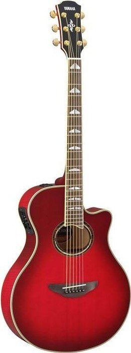 Yamaha APX1000 western guitar electro-acoustic (various colours)