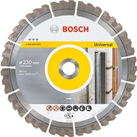 Bosch Best for Universal Diamanttrennscheibe 230x2.4mm, 1er-Pack (2608603633)