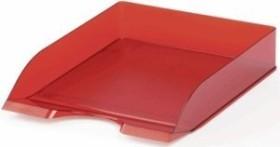 Durable Basic Briefablage A4, rot transluzent (1701672003)