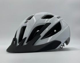Bontrager Solstice Helm weiß