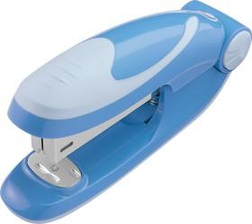Herlitz Heftapparat 24/6 Ergonomie klein, baltic blue (50025459)