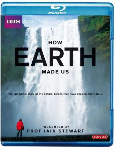 BBC: How Earth Made Us (Blu-ray) (UK) -- via Amazon Partnerprogramm