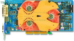 Albatron FX5900UV, GeForceFX 5900 Ultra, 256MB DDR, DVI, ViVo, AGP