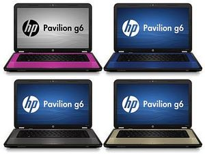 HP Pavilion g6-1309ea, UK (A9X35EA)