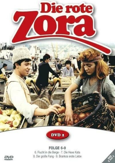 Die Rote Zora 2 -- via Amazon Partnerprogramm