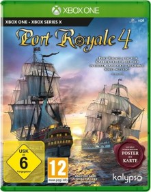 Port Royale 4 (Xbox One)