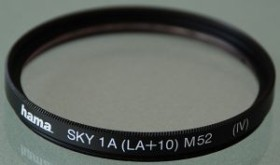 Hama Filter Skylight 1A (LA+10) 52mm (71052)