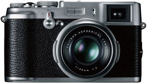 Fujifilm FinePix X100 black