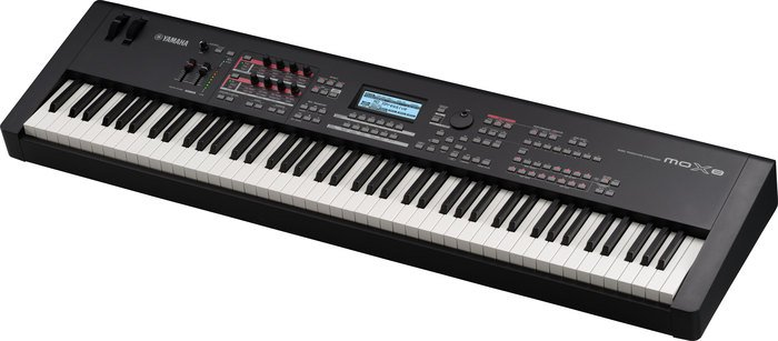 Yamaha MOX8 Workstation/Synthesizer