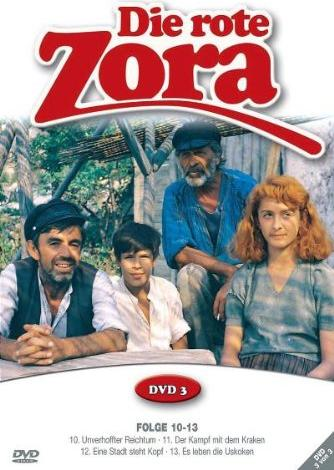Die Rote Zora 3 -- via Amazon Partnerprogramm