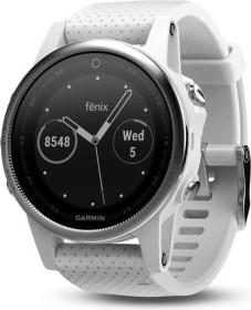 Garmin Fenix 5S silber/weiß (010-01685-00)