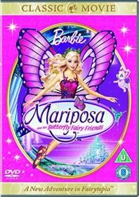 Barbie - Mariposa (DVD) (UK)