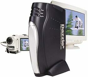 Dazzle* Digital Video Creator (DVC) 120
