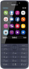 Nokia 230 Dual-SIM blau