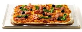 Weber Style Pizzastein eckig 44x30cm (17059)