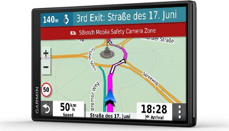 Garmin DriveSmart 55 & digital Traffic (010-02037-13)
