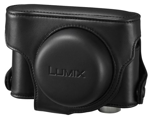 Panasonic DMW-CLX7 leather case