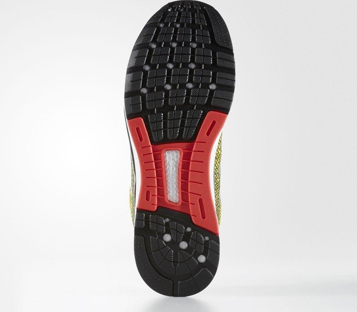 93447c1a2 adidas Mana Bounce 2.0 bright yellow core black core red (men) (B39022)