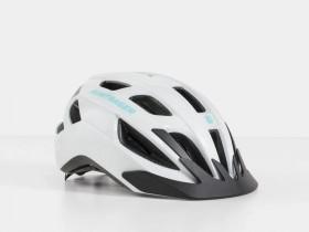 Bontrager Solstice Helm white/miami green