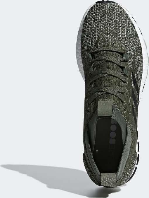 adidas Pure Boost RBL base greencore blacksesame (CM8312) ab ? 89,99