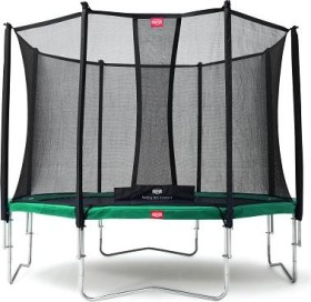 Berg favourite Comfort trampoline with safety net 380cm