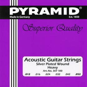 Pyramid Acoustic Silver plated superior Quality Heavy (307 100)