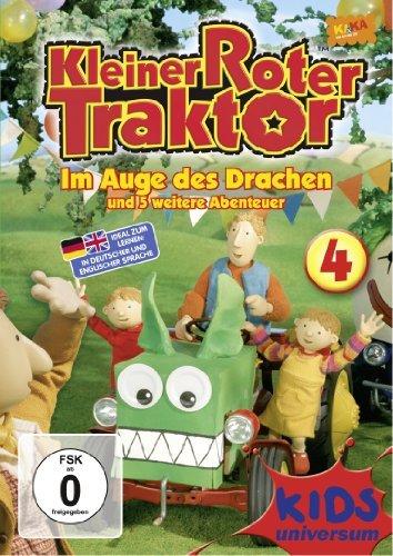 Kleiner roter Traktor Vol. 4: Im Auge des Drachen -- via Amazon Partnerprogramm