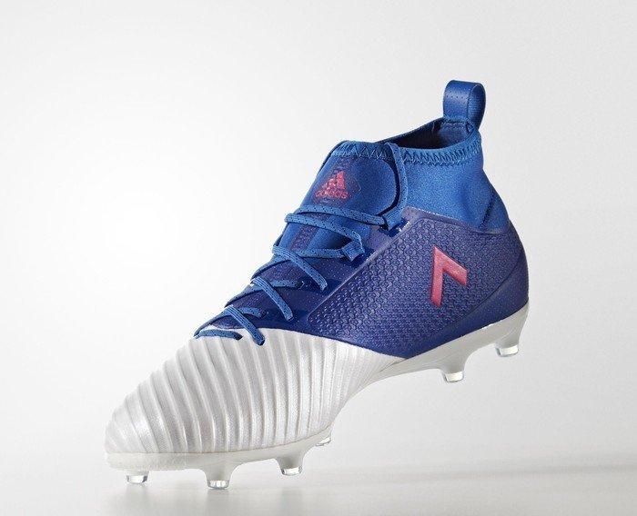adidas Ace 17.2 Primemesh FG blueshock pinkfootwear white (men) (BB4323) from £ 45.00