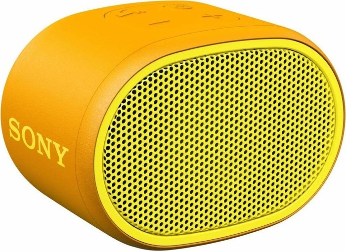Sony SRS-XB01 gelb