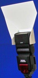Sigma Blitzreflektor Aufsatz (A00424)
