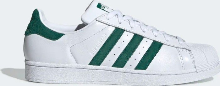 Whiteee4473 Superstar Cloud Adidas Whitecollegiate Greencloud Nnvm80w