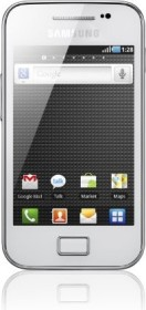 Samsung Galaxy Ace S5830 weiß