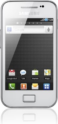 Samsung Galaxy Ace S5830 white -- via Amazon Partnerprogramm