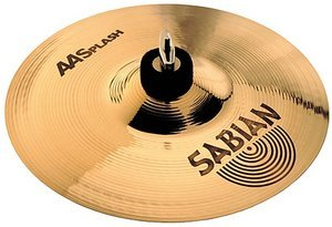 "Sabian AA Extra-Thin Splash 10"" (SA21005B)"