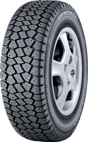General Tire Eurovan Winter 195/75 R16C 107/105R