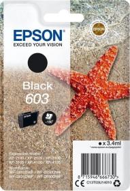 Epson Tinte 603 schwarz (C13T03U14010)