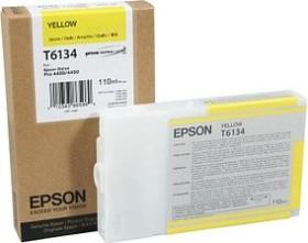 Epson Tinte T6134 gelb (C13T613400)