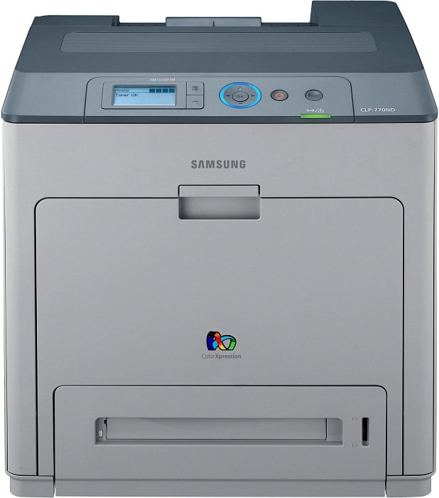 Samsung CLP-770ND, colour laser