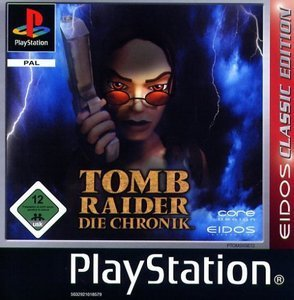 Tomb Raider 5 - Die Chronik (PS1)