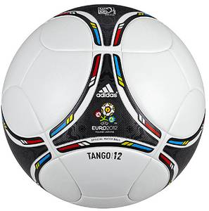 adidas football UEFA EURO 2012 tango 12 match football