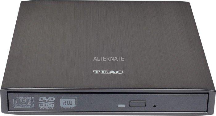 TEAC DV-W28PUK-CY3 schwarz, USB 2.0