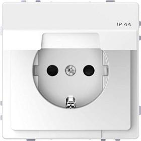 Merten System Design SCHUKO-Steckdose, anthrazit (MEG2310-6034)