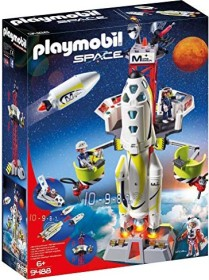 playmobil Space - Mars-Rakete mit Startrampe (9488)