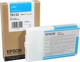 Epson Tinte T6132 cyan (C13T613200)