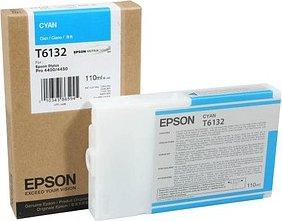 Epson T6132 Tinte cyan (C13T613200) -- via Amazon Partnerprogramm