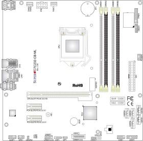 Supermicro C7C232-CB-ML retail (MBD-C7C232-CB-ML-O)