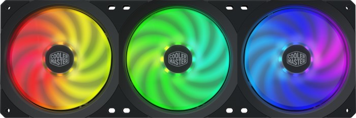 Cooler Master MasterFan SF360R ARGB, 3x 120mm (MFX-B2D3-18NPA-R1)